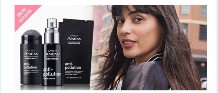 Anew anti pollution Snap Online Offer